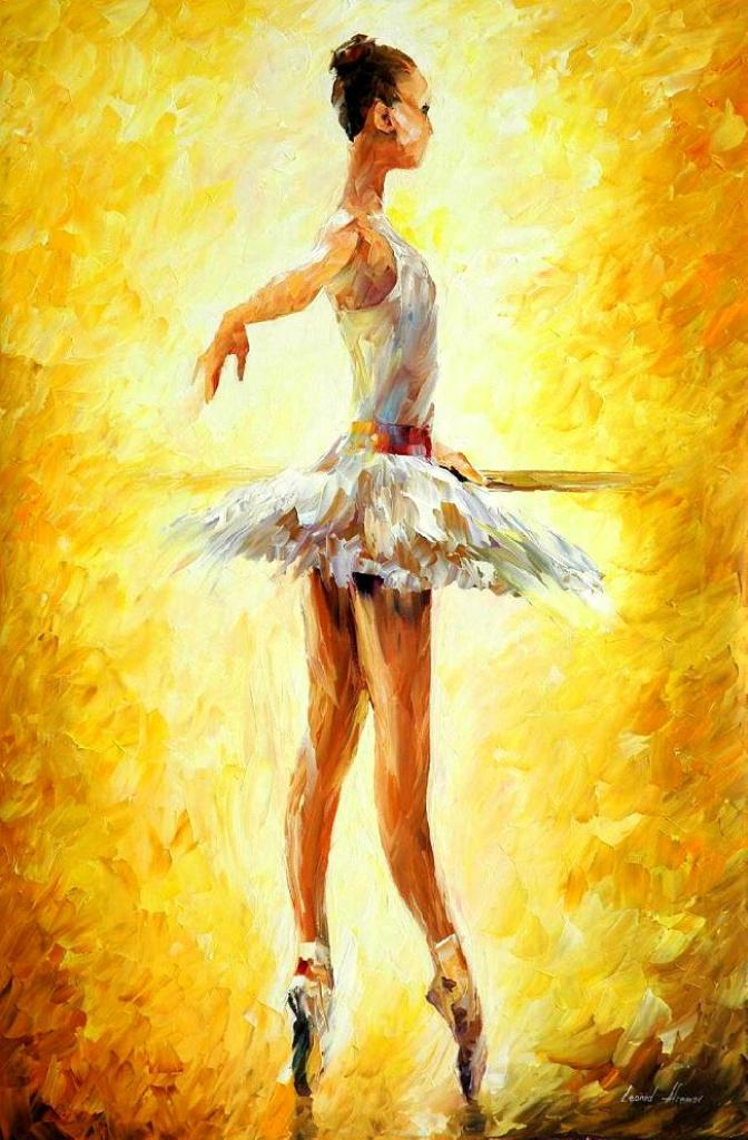 Painting by Leonid Afremov  used with his express permission