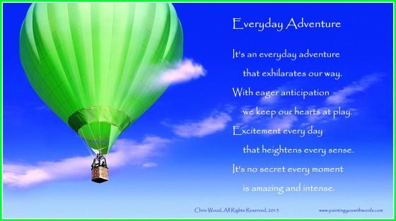 Everyday Adventure