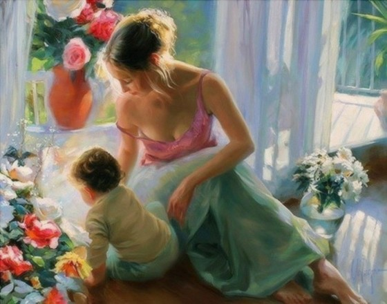 Painting credit withe much thanks to Vladimir Volegov