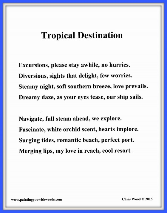 Tropical Destination