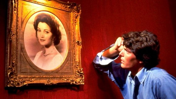 "From the movie ""Somewhere In Time"""