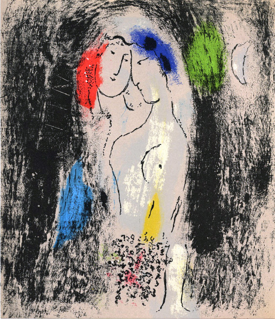 "Art credit, Marc Chagall, ""Untitled"""